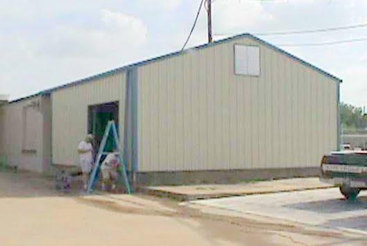 Benjamin-Moore Paint-New metal building #2
